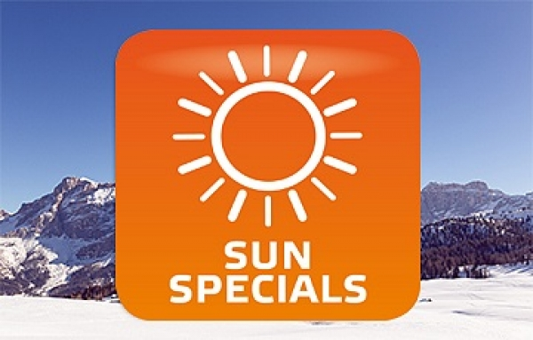 DOLOMITI SUPER SUN - from March 16 to April 7, 2019